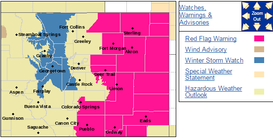 ***Winter Storm Watch Issued***