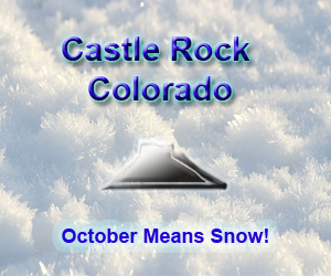 Castle Rock's First Snowfall and Freeze Could Be Coming Soon!