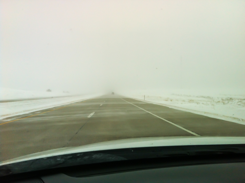 Late Spring Front Range Snowstorm In The Making?