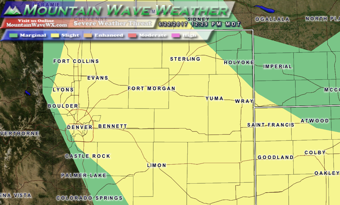 Severe Weather Threat and Pattern Change Developing Today