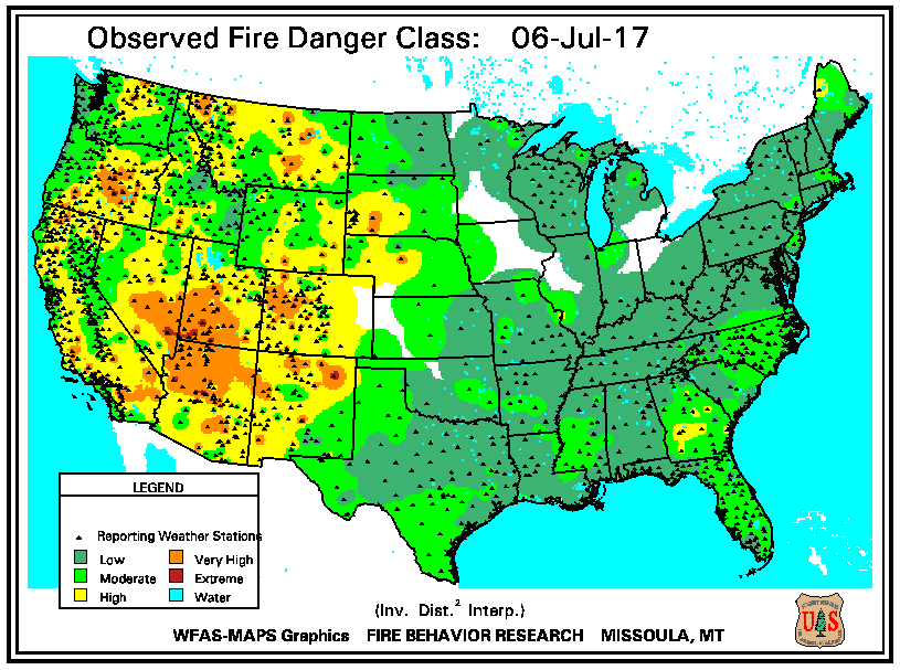 Fire Danger | Colorado Weather | Mountain Wave Weather