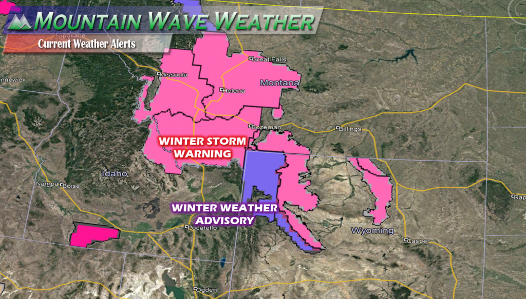 Snow | Winter Storm | Wyoming | Montana | Castle Rock Co Weather