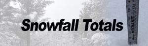 Snowfall Totals | Snow Storm | Snow Amounts | Castle Rock CO | Elizabeth CO | Parker CO | Palmer Ridge Weather | Palmer Divide Weather