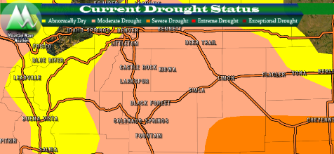 Drought Expanding Across Colorado