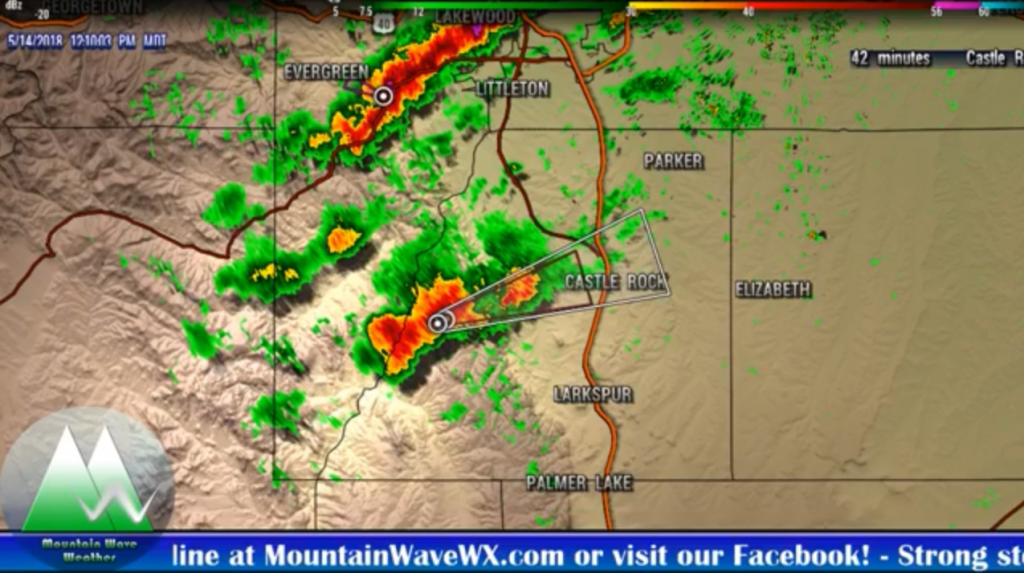 Severe Storms | Hail | Colorado Weather | Colorado Hail Season | Palmer Divide Severe Weather