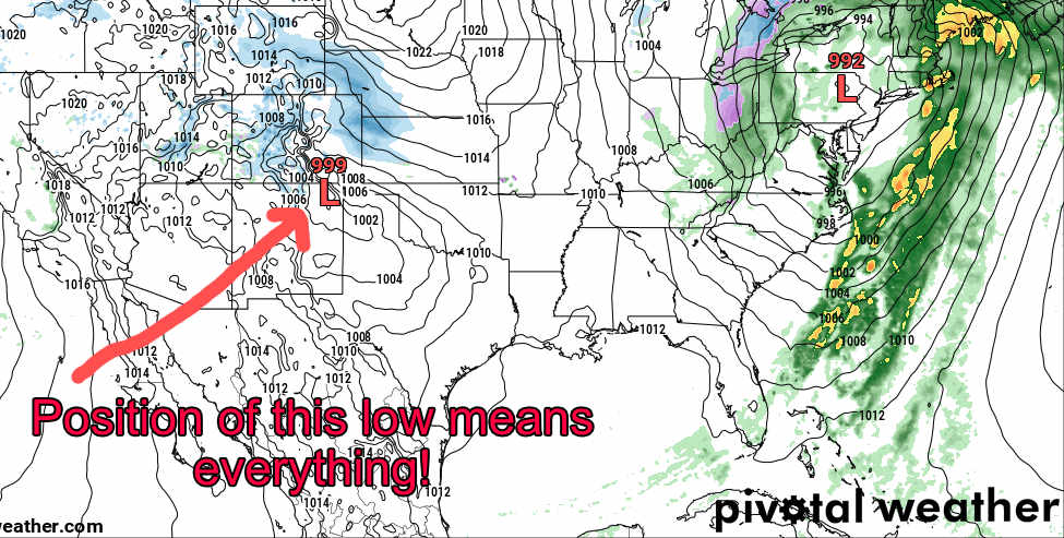 Weekend Storm Looks To Hit CO Mountains – Front Range Still Uncertain – 12/11/2019