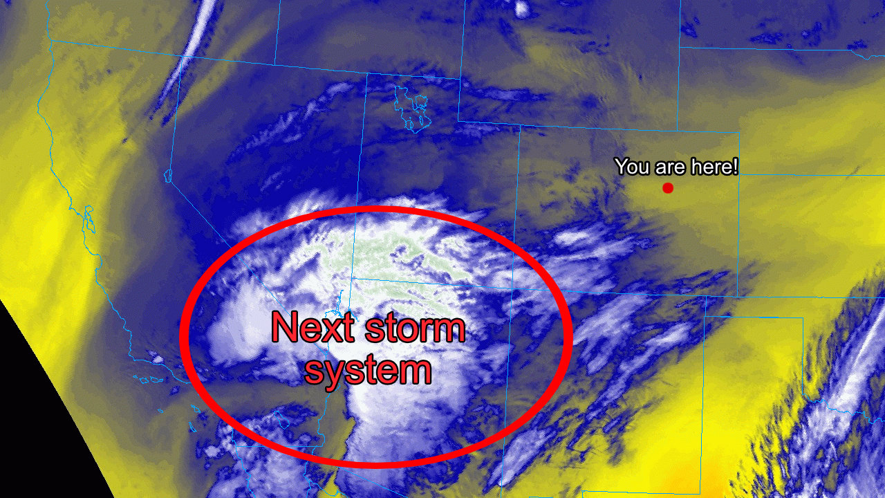 Updated Details for Friday/Saturday Storm System – 12/26/2019