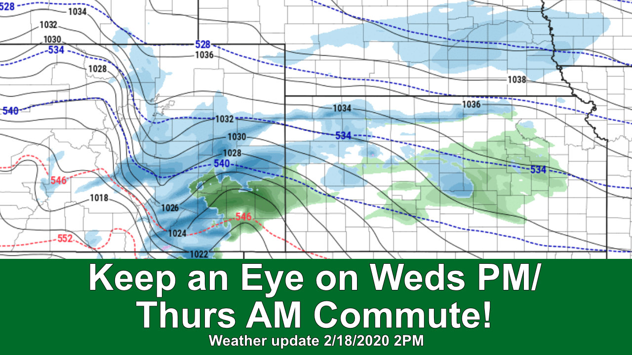 Next Storm Impacts Area Late Weds/Early Thurs