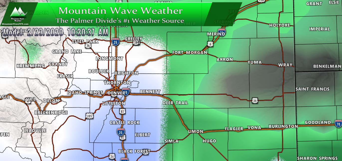 Sunday Storm Forecast – Still More Questions than Answers