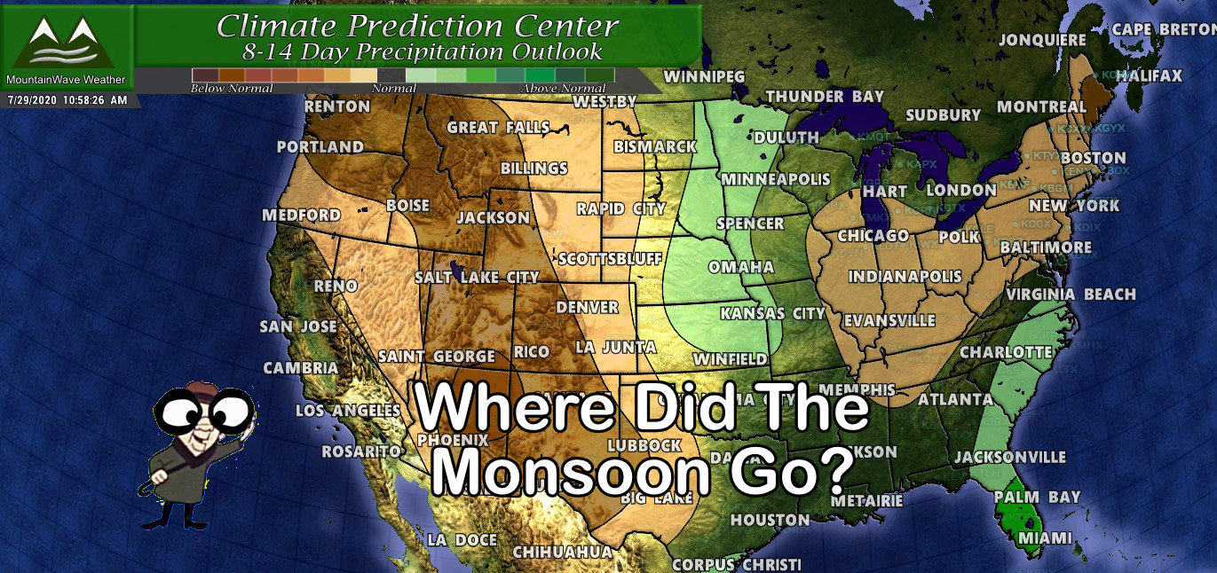 Monsoon Moves Out, What's Next?