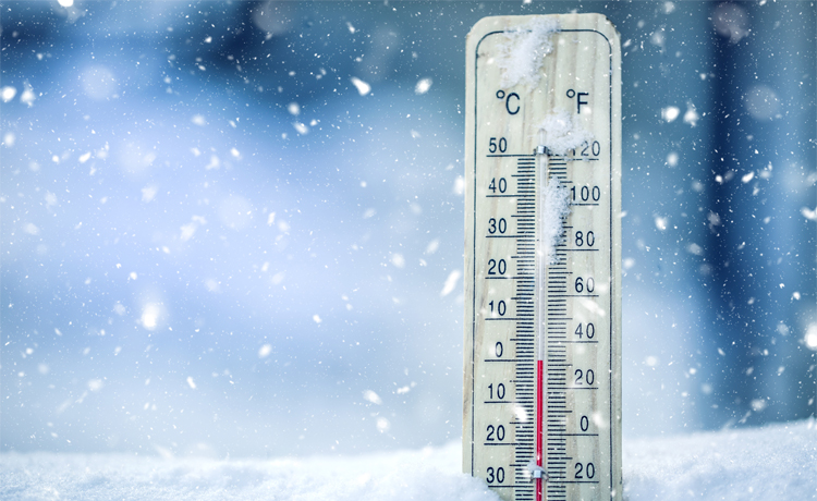 Weather Alert – Wind Chill Advisories Issued – Brutal Cold Moving In!