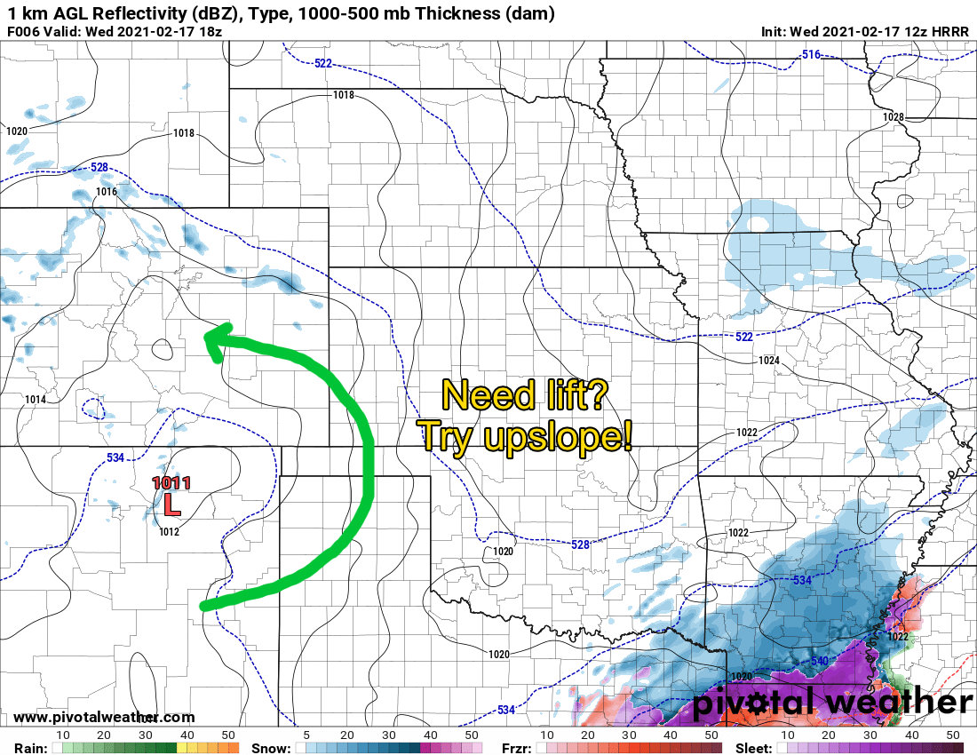 Weds PM Storm System Could Have a Few Surprises