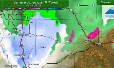 """""""Energetic"""" Storm System Moves in Tuesday/Wednesday"""