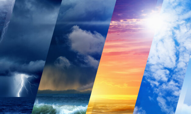 New 30 Year Weather Averages Released Today
