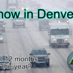 Has Denver Seen Snow in All 12 Months of the Year?