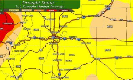 Colorado Drought Status Update – September 2021