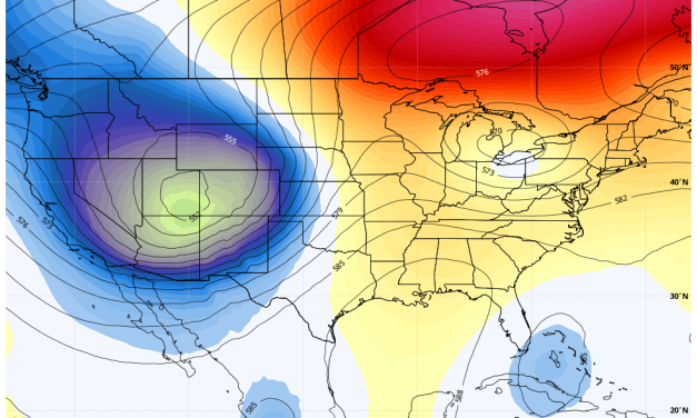 Weather Pattern Changes Possible Next Week
